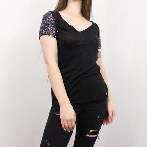 Aerie Sequin T-Shirt
